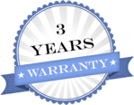 3 years warranty with box pool