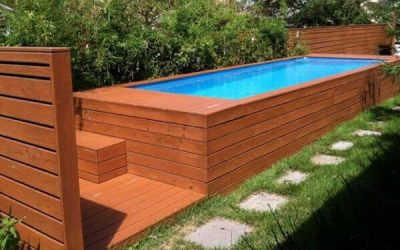 Pools: Above-Ground Vs. In-Ground