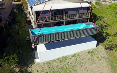 Tips for Shipping Container Pools