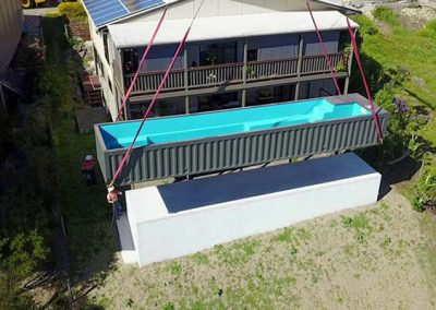 Shipping Container Pools Los Angeles