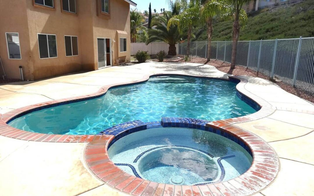 inground pools Los Angeles