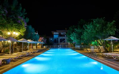 Choosing The Best Lighting For Your Pool