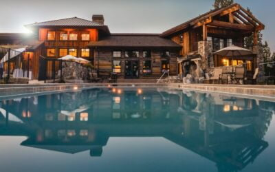 Luxury Homes With Inground Pools